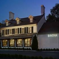 photo of savona - king of prussia restaurant