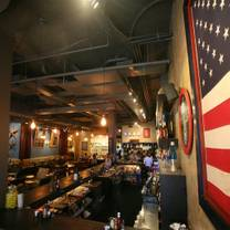 photo of commissary dc restaurant