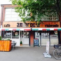 photo of ambrosia caffe & ristorante restaurant