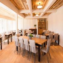 photo of the blue heron @ sunrise springs resort restaurant
