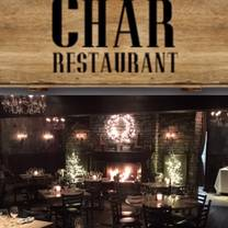 photo of char restaurant restaurant