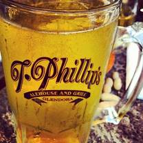 photo of t phillips alehouse and grill restaurant