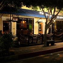 photo of the breadfruit & rum bar restaurant