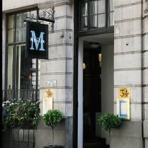 photo of the mercer restaurant