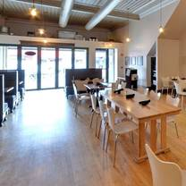 photo of prairie canary restaurant & bar restaurant