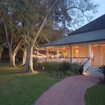 photo of the clubhouse at audubon park restaurant