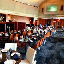 photo of patron platinum club restaurant