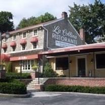 photo of la collina restaurant restaurant