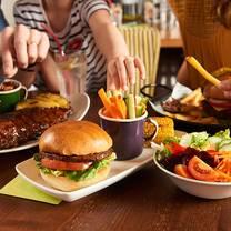 photo of harvester - flamstead restaurant