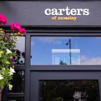 photo of carters of moseley restaurant