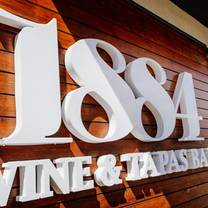 photo of 1884 wine and tapas bar restaurant