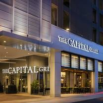 photo of the capital grille - raleigh restaurant