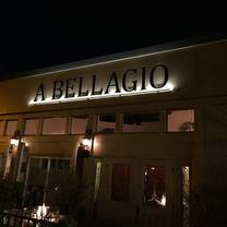 photo of a bellagio restaurant