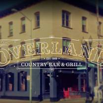 foto von overland bar and grill restaurant