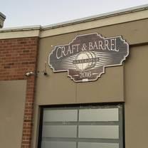 photo of craft & barrel restaurant