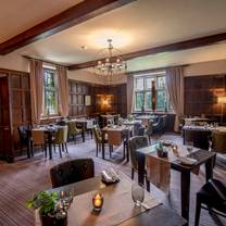 photo of court brasserie at stonehouse court restaurant