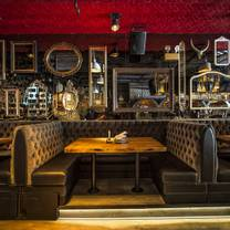 photo of whiskey thief restaurant