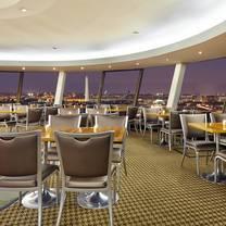 photo of skydome restaurant restaurant