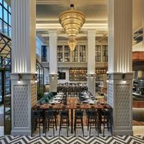 photo of provisional restaurant at pendry san diego restaurant