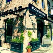 photo of eloise nichols grill + liquors restaurant