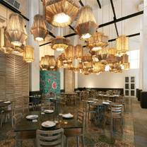 photo of candlenut singapore restaurant