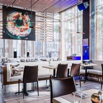 photo of the gallery - w hotel restaurant