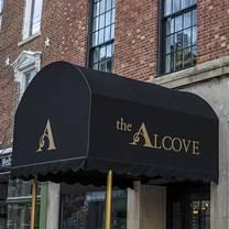 photo of the alcove restaurant & lounge restaurant