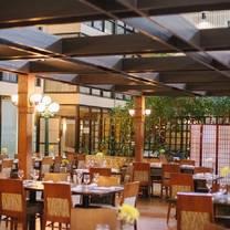photo of atrium restaurant - radisson edmonton restaurant