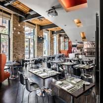 foto von the chefs' house - george brown college restaurant