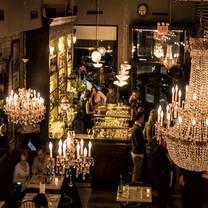 photo of antique garage tribeca restaurant
