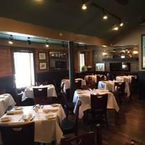 photo of george white restaurant