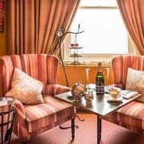 foto de restaurante afternoon tea at abbey hotel