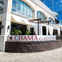 photo of chama gaucha- atlanta restaurant