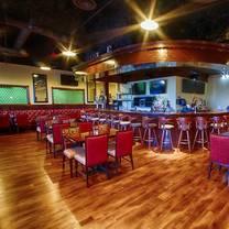 photo of the back room steakhouse restaurant
