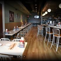 photo of the counter - palo alto restaurant