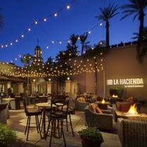 photo of la hacienda at the fairmont scottsdale princess restaurant