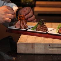 photo of heritage grille steak & fin restaurant