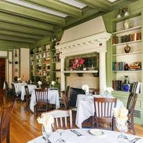 photo of mansion at bald hill restaurant