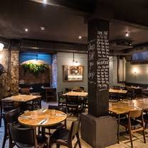 photo of blacklock city restaurant