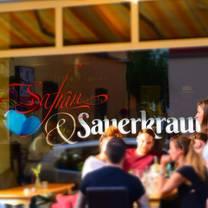 photo of restaurant safran & sauerkraut restaurant