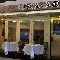 photo of toscana 49 restaurant