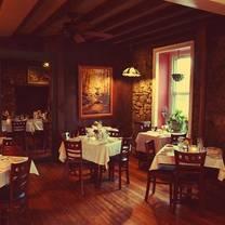 photo of riegelsville inn restaurant