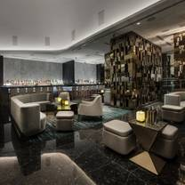 photo of the trump champagne lounge restaurant