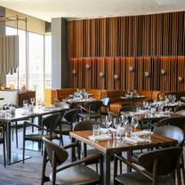 photo of goldfinch tavern at four seasons seattle restaurant