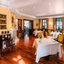 foto von hotel villa marburg im park restaurant