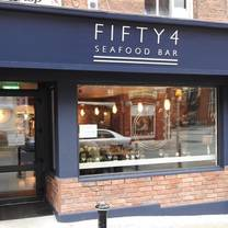 photo of fifty 4 restaurant