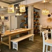 photo of meraki greek bistro restaurant