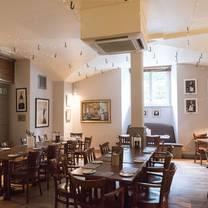 photo of the balbirnie bistro restaurant