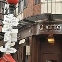photo of quattro restaurant