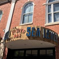 photo of sea level oyster bar- nbpt restaurant